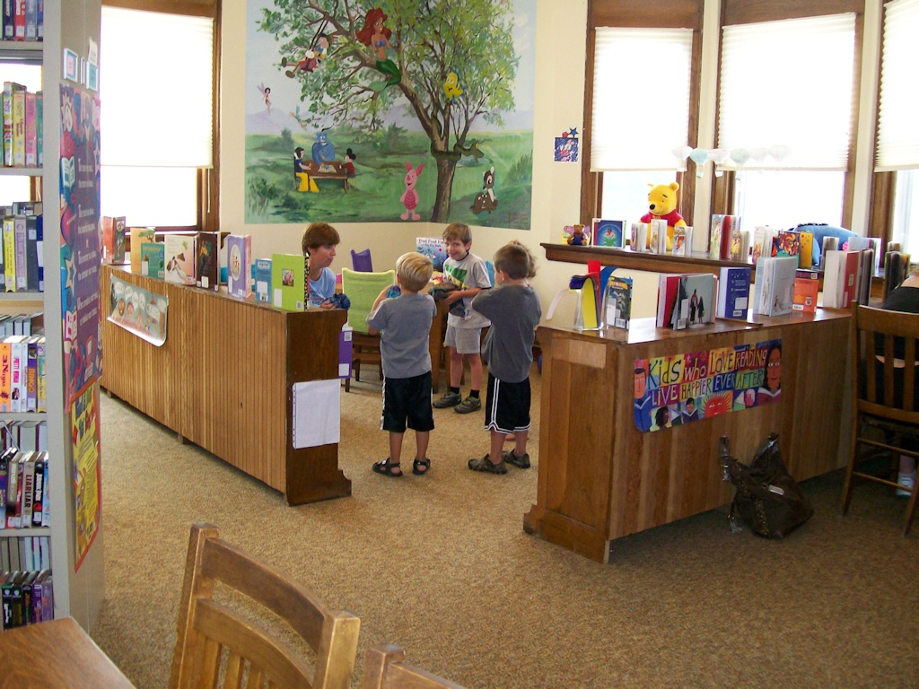 Gilbert Public Library photo