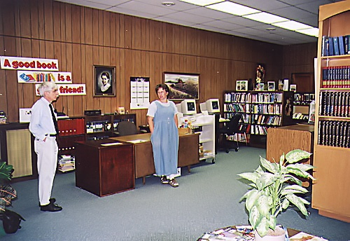 Hastings Memorial Library photo