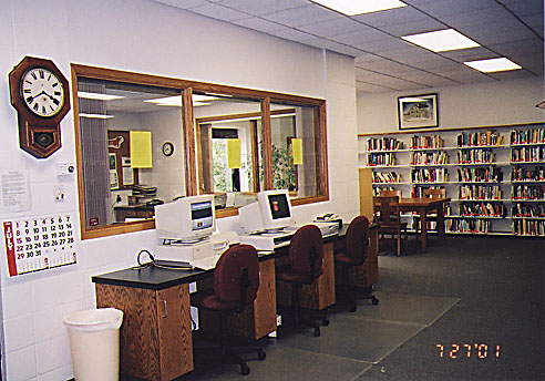 Hartington Public Library photo