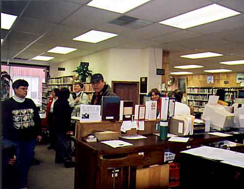 Bruun Memorial Library photo