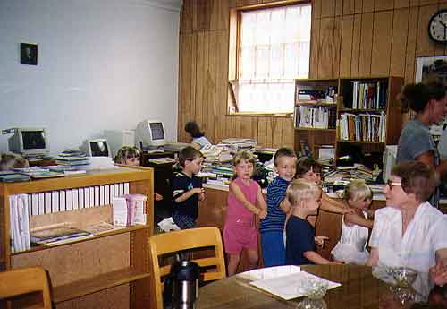 Rushville Public Library photo