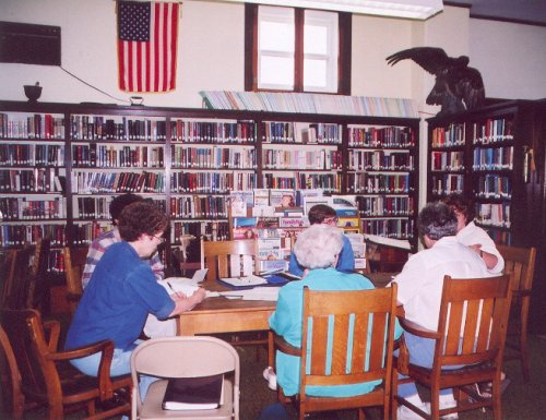 Spencer Township Library photo